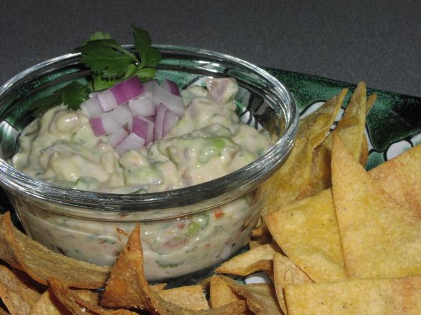 Weight Watchers Creamy Mexican Dip