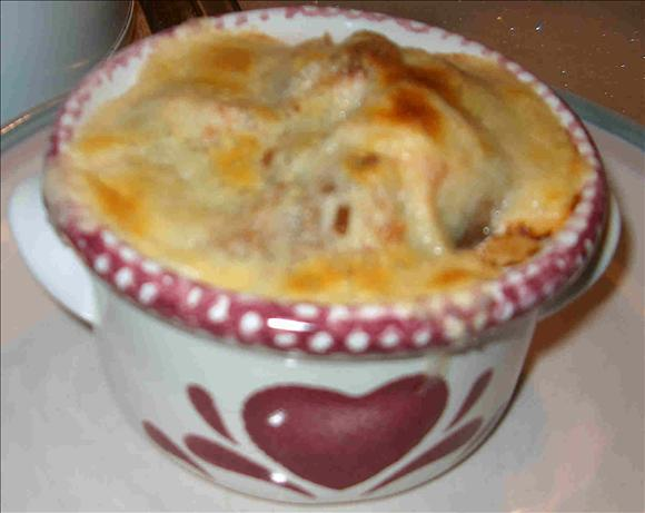 Weight Watchers Crock Pot French Onion Soup