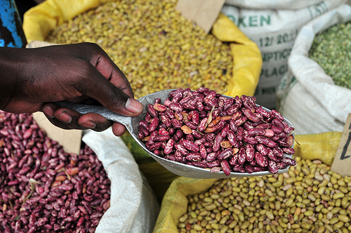 West African Beans