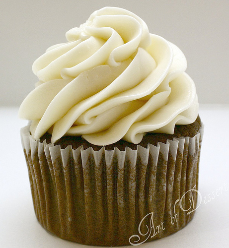 White Chocolate Ganache Frosting