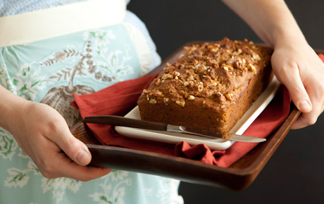 Whole Foods Pumpkin Bread
