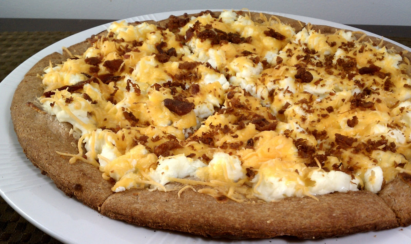 Ww Breakfast Pizza