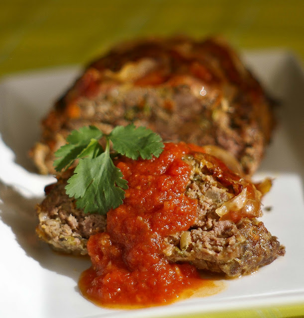 Yum Yum Meatloaf