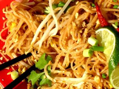 Yummy Thai Noodles